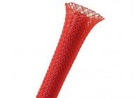 Оплетка для кабеля SS5 красная
