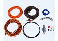 Провода комплект AMP 4.08 (CCA) для 4х канального усилителя
