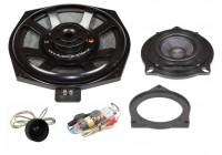 Audio System X200bmw evo-2 (3-х компонентная) колонки динамики