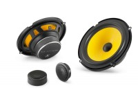 JL Audio C1 650 колонки динамики