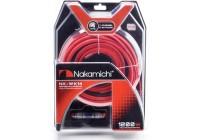 Провода комплект Nakamichi NK-WK14 (для 2х каналного усилителя )