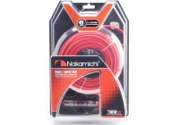 Провода комплект Nakamichi NK-WK18 (для 2х каналного усилителя )