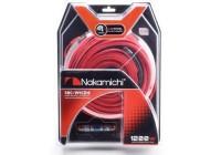 Провода комплект Nakamichi NK-WK24 (для 4-х канального усилителя)