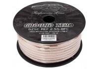 Провод акустический Ground Zero GZSC REF 2.50S-OFC (Медь с серябрянным покрытием)