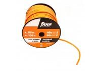 Провод силовой AMP CCA 8Ga Orange
