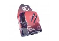 Провод соединительный KICX MTR25 RCA Межблочный кабель (5 м)