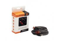 Провод соединительный AMP FRCA-3 Межблочный кабель-медь+экран (3м)