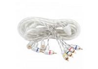 Провод соединительный KICX MRCA45 RCA Межблочный кабель (5 м)
