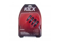 Провод соединительный KICX MTR45 RCA Межблочный кабель (5 м)