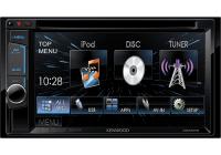 Kenwood DDX 3015 R  dvd монитор 2 DIN магнитола