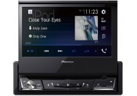 Pioneer AVH-7100BT in dash dvd-монитор магнитола