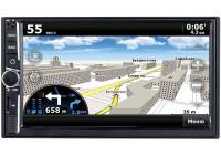 Мультимедиа Ресивер-USB SWAT CHR-6220 USB/MP3/SD/BT/NAVI 4х50w 2din