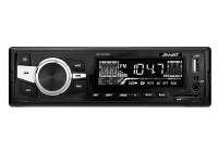 Swat MEX-1027UBW 4x50вт MP3/USB/SD/2RCA ресивер-USB магнитола