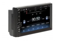 Swat AHR-6180 USB/MP3/SD/BT 4x50w 2din Мультимедиа Ресивер-USB магнитола