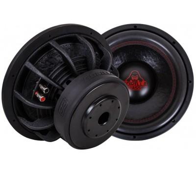 Kicx Gorilla Bass E12 (2+2 Ом. 1200/2400Вт) сабвуфер