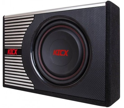 Kicx GT400BA сабвуфер корпусной активный