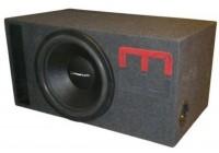 Magnum MBW 151 SPL-BOX сабвуфер в корпусе