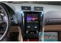 Штатная магнитола для Lexus GS450h (с 2004г.в. по 2011г.в.) с сервисным меню CARMEDIA ZF-1252H-DSP-X6-64 Tesla-Style (RK PX6 6x2.0 Ghz, 4Gb Ram, 64 Gb ROM, DSP, BT4.0, 1920*1080)