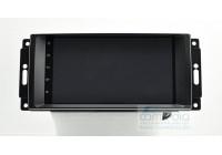 Штатная магнитола для DODGE / JEEP / CHRYSLER (по списку) CARMEDIA DAJP-8718 Штатное головное устройство на Android