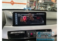 Штатная магнитола для BMW X1 F48 2015+ NBT CARMEDIA XN-B1009-Q8-10 Android 10