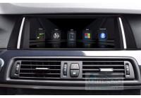 BMW 5 серия 2013-2016 F10, F11 (рестайлинг, NBT) CARMEDIA UB-6508 Штатное головное мультимедийное устройство