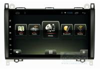 Mercedes (автомобили по списку) CARMEDIA U9-6610 Штатное головное мультимедийное устройство