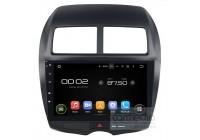 Mitsubishi ASX/RVR, Citroën C4 AirCross, Peugeot 4008 CARMEDIA KD-1206-P3-7 Штатное головное мультимедийное устройство на Android 7.1