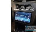 Volkswagen / Skoda / Seat (по списку) CARMEDIA MKD-9613-P6-9 Android 9.0 Штатное головное мультимедийное устройство