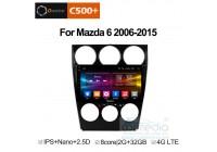 MAZDA 6 2005-2008 CARMEDIA OL-9505-8 (C500+) Штатное головное мультимедийное устройство