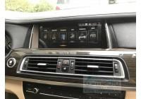 BMW 7 серия 2009-2012 F01, F02 (CIC) CARMEDIA UB-6517 Штатное головное мультимедийное устройство