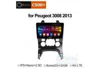Peugeot 3008 CARMEDIA OL-9965-8 (C500+) Штатное головное мультимедийное устройство