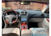 Штатная магнитола для Lexus ES350 (2006-2012) CARMEDIA ZF-1118-P6 Tesla-Style