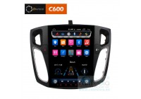 Ford Focus 2011+ CARMEDIA OL-1208-9 Tesla Style (C600+) Штатное головное мультимедийное устройство