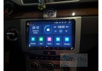 Volkswagen, Skoda, Seat (по списку) CARMEDIA MKD-9613-P30-8 Android 9.0 Штатное головное мультимедийное устройство
