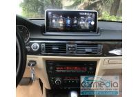 Штатная магнитола для BMW 3 серия E90 2006-2012 (для авто без штатного дисплея, джостик в комплекте) CARMEDIA XN-B1103-Q8-10 Android 10