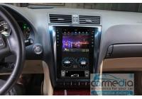 Штатная магнитола для Lexus GS 2004-2011 (максимальная комплектация) CARMEDIA ZF-1252-P6 Tesla-Style