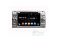 Ford Focus 2 2005-2007, Transit 2006-2015, C-Max 2003-2010, Fusion 2005-2012 (230х120мм) CARMEDIA KDO-7016B Штатное головное мультимедийное устройство