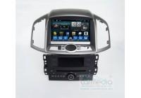 Chevrolet Captiva 2012+ CARMEDIA QR-8030-T8 Штатное головное мультимедийное устройство на OC Android 7.1.2