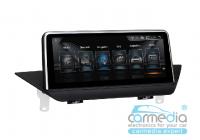 Штатная магнитола для BMW X1 2009-2015 E84 CIC (для авто без штатного дисплея, джостик в комплекте) CARMEDIA XN-B1007-Q8-10 Android 10