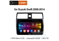 Suzuki Swift 2011-2015 CARMEDIA OL-1622-8 (C500+) Штатное головное мультимедийное устройство