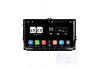 Volkswagen, Skoda, Seat (по списку) CARMEDIA KD-9613-P3-7 Штатное головное мультимедийное устройство на Android 7.1
