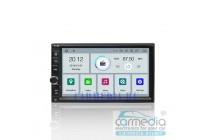 Универсальная установка II DIN (кабель Nissan в комплекте) CARMEDIA KD-7000-P30-9 DSP Android 9.0 Штатное головное мультимедийное устройство