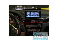 Штатная магнитола для BMW X1 F48 2018+ EVO (для авто с оригинальным не сенсорным дисплеем) CARMEDIA XN-B1015-Q8-10 Android 10