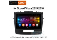 Suzuki Vitara 2015+ CARMEDIA OL-9621-8 (C500+) Штатное головное мультимедийное устройство