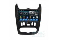 Renault Logan CARMEDIA QR-9052-T8 Штатное головное мультимедийное устройство на OC Android 7.1.2