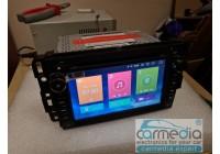 Штатная магнитола для Cherolet Tahoe (модификация для комплектации с заводским потолочным монитором) CARMEDIA MKD-G727-P5-64-10 DSP Android 10