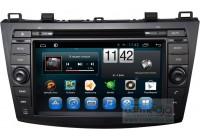 Mazda 3 2009-2013 (BL), Axela 2009-2013 CARMEDIA QR-8018-T8 Штатное головное мультимедийное устройство на OC Android 7.1.2