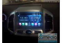 Chevrolet Captiva 2011-2015 CARMEDIA RL109-P5-8 Штатное головное мультимедийное устройство