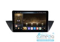 Штатная магнитола для BMW X1 2009-2015 E84 (комплектации со штатным экраном и без) CARMEDIA OL-1959-K7 (UIS7862 8x1,8 Ghz, 6Gb Ram, 128Gb ROM, DSP, 4G, AHD) на OS Android 10
