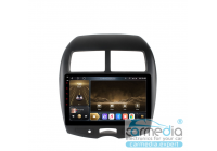 Штатная магнитола для Mitsubishi ASX/RVR, Citroën C4 AirCross, Peugeot 4008 CARMEDIA OL-1631-K7 (UIS7862 8x1,8 Ghz, 6Gb Ram, 128Gb ROM, DSP, 4G, AHD) на OS Android 10